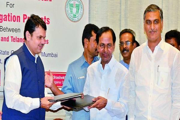 The agreement of both the states will pave way for construction of three barrages on Godavari and its tributaries Penganga and Pranahita - Sakshi Post