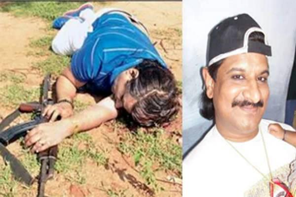 Gangster Nayeem was killed in a shootout by Greyhounds police  in a gated community township at Shad Nagar in Mahbub Nagar district - Sakshi Post