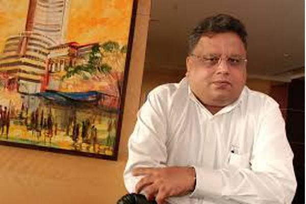 Rakesh Jhunjhunwala says Indian stock market is poised to witness an encouraging bull phase and it's already entered the bull market. - Sakshi Post