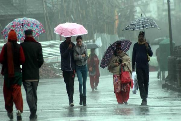 The cloud bursts and landslides due to heavy rains have caused large scale damage and loss of lives in many parts of the state - Sakshi Post