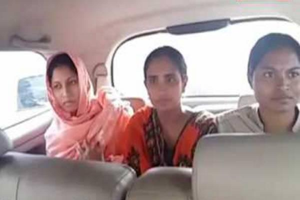 Narsingi police filed a petition in the Rajendranagar court seeking Nayeem's wife Haseena Begum (left) and niece Saajida for their custody for further interrogation. - Sakshi Post