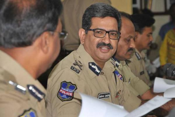 The DGP Anurag Sharmahas reviewed the police infrastructure with district SPs. DGP has suggested SPs to ensure that police infrastructure in new districts ready by October 1. - Sakshi Post