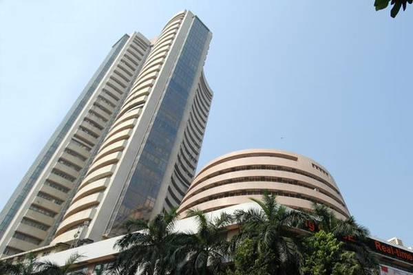 The 30-share Sensex stayed in the negative zone for the whole day and settled lower by 373.94 points or 1.30 per cent, its biggest single-day fall since September 12, at 28,294.28. Nifty also succumbed to selling pressure and slipped below the 8,800- - Sakshi Post