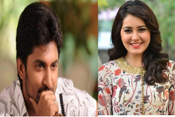 Nani's comments about Raashi Khanna left people wagging their tongues - Sakshi Post