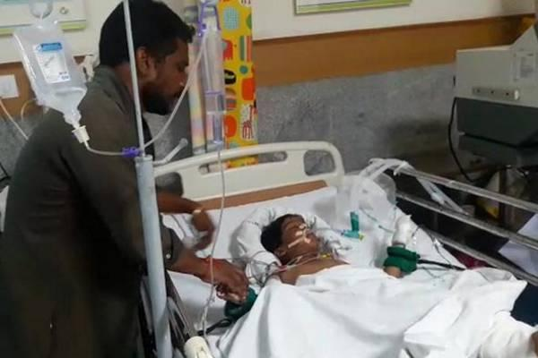 Sanjana and her mother were hit by a drunk driver Venkata Ramana - Sakshi Post