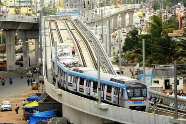 """SN Subrahmanyan, Non-Executive Chairman at L&T Metro Rail (Hyderabad), said: """"We reiterate our commitment to complete this prestigious project expeditiously with all the support and cooperation of Government of Telangana State and the p - Sakshi Post"""