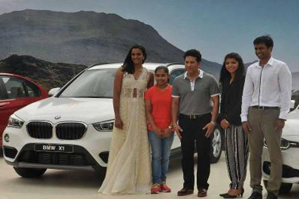 Dipa Karmakr along with India's two other medalists from Rio-- badminton star PV Sindhu and wrestler Sakshi Malik-- and Sindhu's coach Pullela Gopichand, received BMW cars as gift.