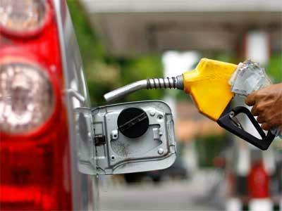 Petrol and diesel prices vary from state to state depending upon the local sales tax. Petrol currently costs Rs. 64.72 a litre in Delhi and diesel Rs. 52.61 per litre. - Sakshi Post