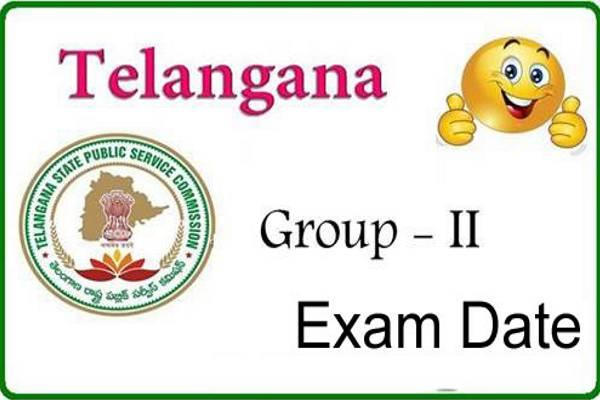 The timings of the examination are from 10 am to 12.30 pm and 2 pm to 4.30 pm. Group-II exam will be conducted for the first time in the newly-formed Rajanna-Sircilla district. - Sakshi Post