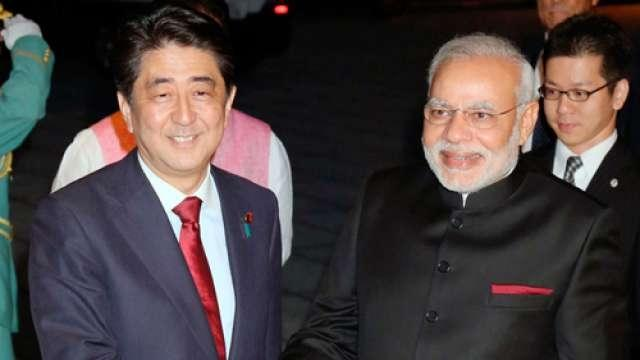 Both leaders are also likely to discuss defence cooperation, including joint maritime exercises between Japan, India and the US. The South China Sea is also likely to figure in the talks - Sakshi Post