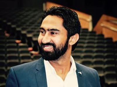Manmeet Alisher, a well-known singer in the Punjabi community, was driving a Brisbane City Council bus when he was targeted by the man who threw an incendiary device at him which sparked a fire - Sakshi Post