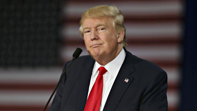 Time magazine on Wednesday named President-elect Donald Trump its Person of the Year - Sakshi Post