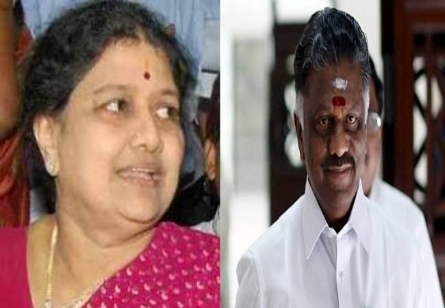 Panneerselvam did not speak to the waiting media after emerging from the meeting - Sakshi Post