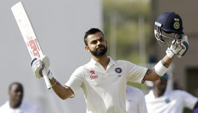 Having led India in Tests format successfully, Kohli was today anointed limited overs skipper ahead of their three ODIs and three T20Is series against England beginning January 15 - Sakshi Post