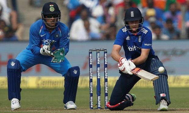 England amassed 350 for seven in the first ODI against India - Sakshi Post