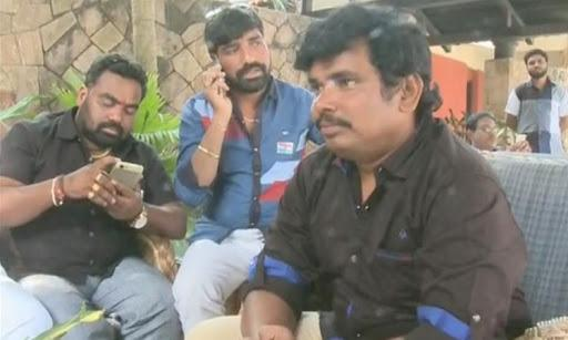 Actor Sampoorenesh Babu was not allowed to leave the airport at Vizag. - Sakshi Post