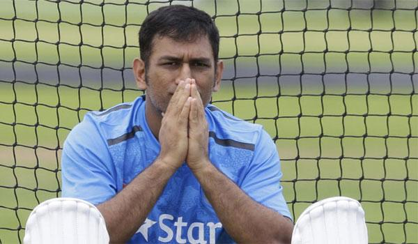 Dhoni removed as Captain of Rising Pune Supergiants - Sakshi Post
