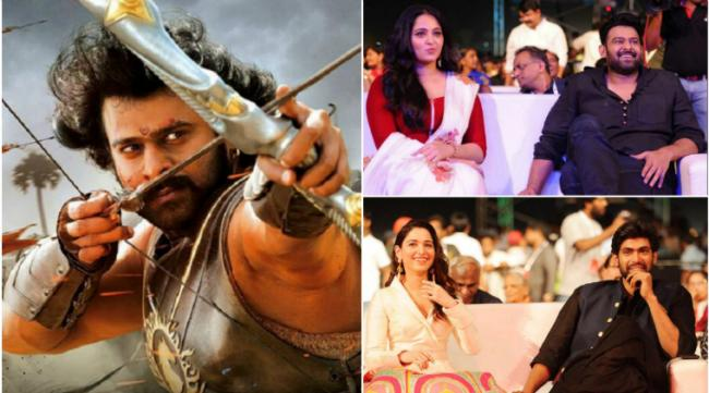 The entire Baahubali-2 pre-release function was live streamed and for the first time was telecast in  360° with 4K resolution which is said to be an industry first for a pre-release event. - Sakshi Post