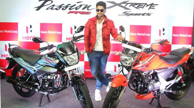 Market leader Hero MotoCorp offered discounts of up to Rs12,500 on its BS-III two-wheelers. - Sakshi Post