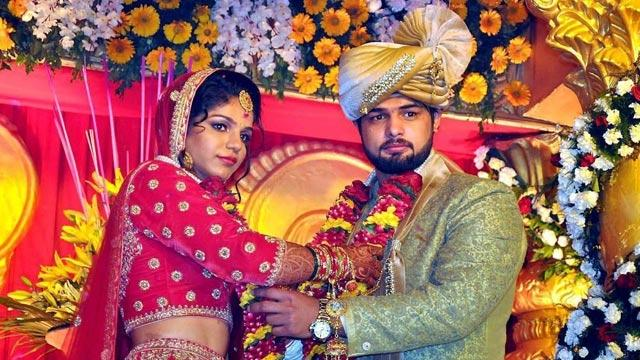Sakshi (24) and Kadian (23) had got engaged in October last year, two months after she won the Olympic medal