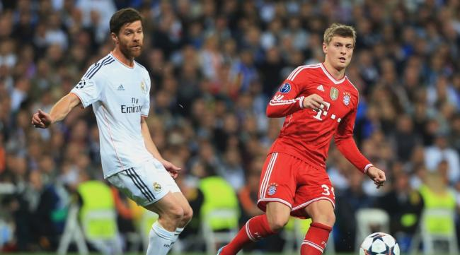 World Cup 2010 winner Xabi Alonso, who also won the 2014 Champions League before joining Bayern, will face his ex-club for the last time before retiring in June - Sakshi Post