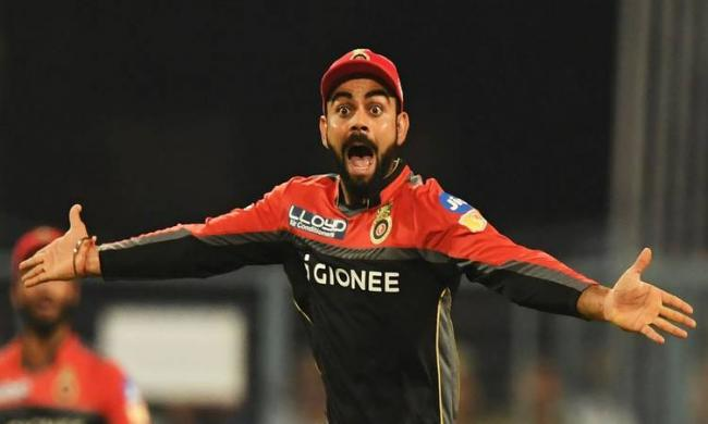 RCB were bundled out for 49 by their opponents  Kolkata Knight Riders - Sakshi Post