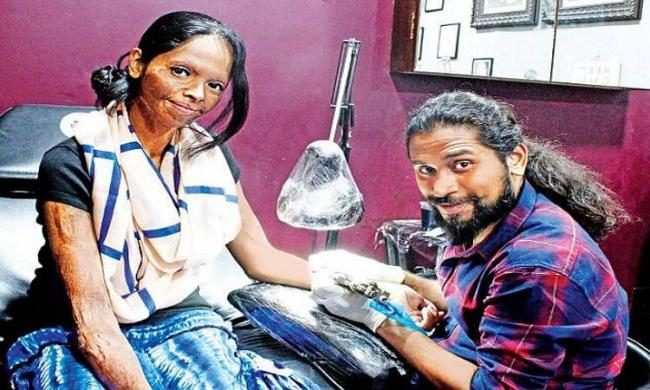 The workshop was conducted at Malani's Body Canvas Tattoos & Piercings studio in Hauz Khas - Sakshi Post