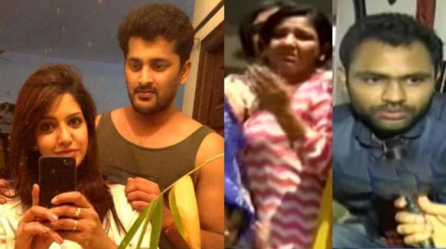 Pradeep had a bright future as an upcoming actor; Pavani looked unfazed by husband's suicide. Sravan celebrated birthday party at the flat. - Sakshi Post