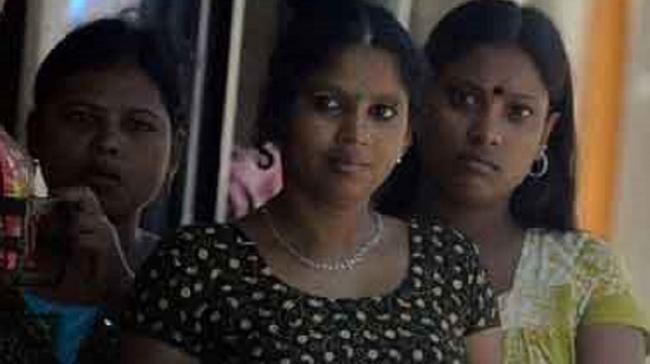 Sex workers in Anantapur district of Andhra Pradesh (Photo by AFP) - Sakshi Post