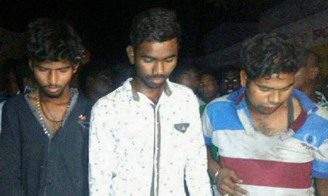 The accused who raped the woman and filmed the act in February last year - Sakshi Post