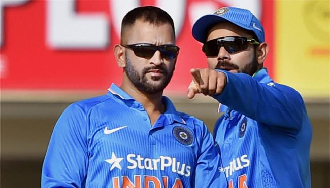 Post Anil Kumble-Virat Kohli spat, the demand for bringing back MS Dhoni is gaining steam. Kumble resigned from coach post after he had an unseemly spat with Indian captian. - Sakshi Post