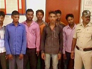 The Madhya Pradesh police has dropped sedition charges against 15 persons, who were arrested in Burhanpur district for cheering Pakistan cricket team after it won the ICC Champions Trophy final against India. - Sakshi Post