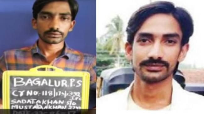 Sadat Mushtaq Khan, now 28, started impersonating and cheating women of their money and other valuables after promising to marry them and sexually exploiting most of them since he was 18. - Sakshi Post