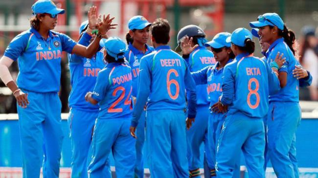 It was a sweet revenge for the Indian eves, who were beaten at home when the two teams met in the ICC World T20 in Delhi, last year. - Sakshi Post