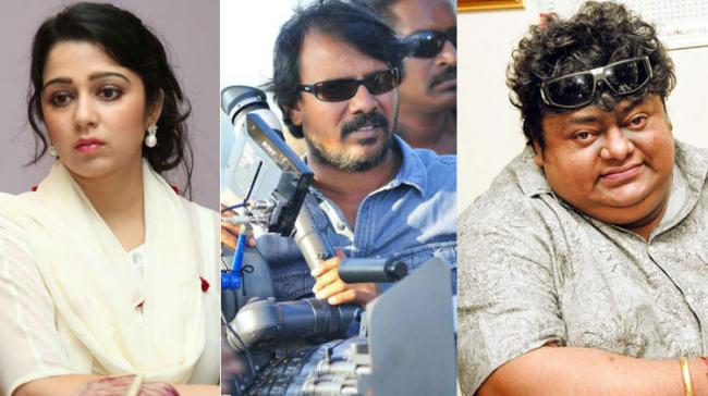 Charmme, Shyam K. Naidu, Chakri - all are closely related to Puri Jagannadh in the industry - Sakshi Post