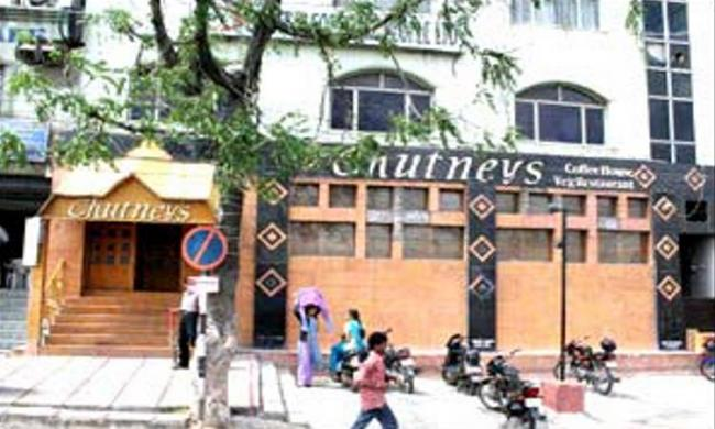 Chutneys restaurant at Banjara Hills was served notice for pumping rainwater into the Water Board's sewer network - Sakshi Post