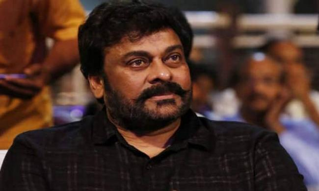 Chiranjeevi will be seen sporting a twirled mustache to play his part - Sakshi Post