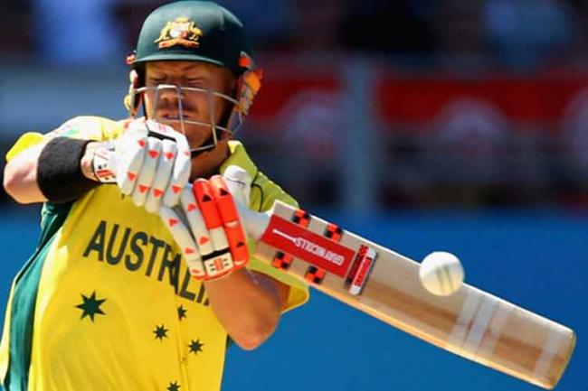 Australia were looking good for a total close to 400 but the Indian bowlers pulled back in the final 15 overs in which Australia could manage only 103 runs. - Sakshi Post