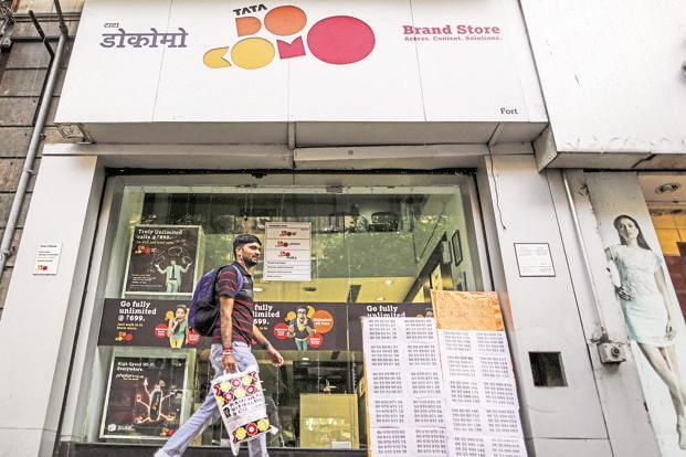 The telecom industry, particularly smaller operators such as Tata Teleservices, has been hobbled by a crippling price war after the entry of Reliance Jio. Photo: Bloomberg - Sakshi Post