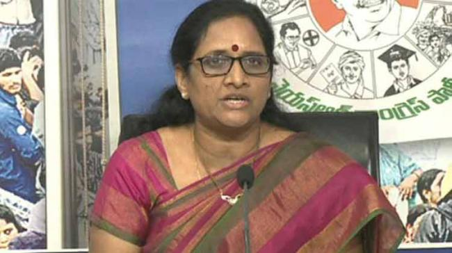 Reacting to the CBI court's refusal to give exemption to the party chief from attending the court every month, Vasireddy Padma said that YS Jagan would carry on his Padayatra, slated to begin on November 2, by fully abiding by the court's directi - Sakshi Post