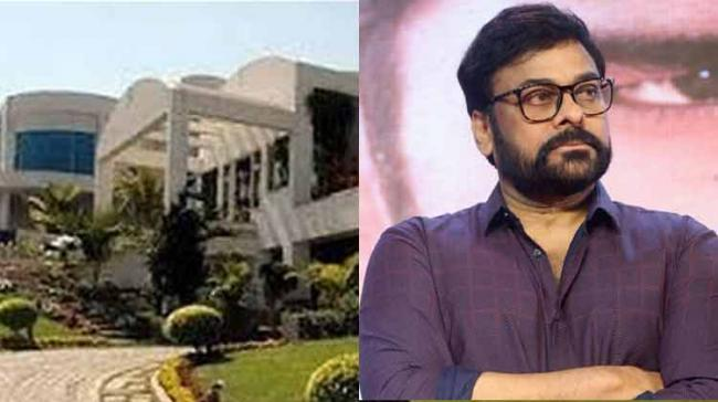 His manager V Gangadhar lodged a complaint with the Jubilee Hills police stating that Rs 2 lakh were stolen from the Chiranjeevi's house. - Sakshi Post