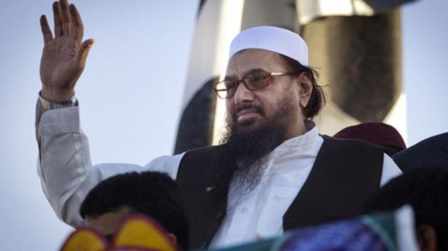 Hafiz Saeed has been under house arrest in Lahore since January 30. - Sakshi Post