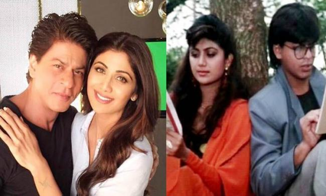 """Shilpa Shetty made her acting debut with superstar Shah Rukh Khan starrer """"Baazigar"""" in 1993 - Sakshi Post"""