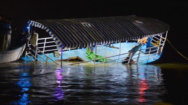 The ill-fated boat was overloaded at the time of accident - Sakshi Post