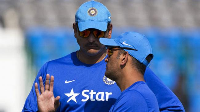There is no one better than Dhoni on the field given his ability behind the wicket and with the bat and his presence of mind and sharpness on the field. - Sakshi Post