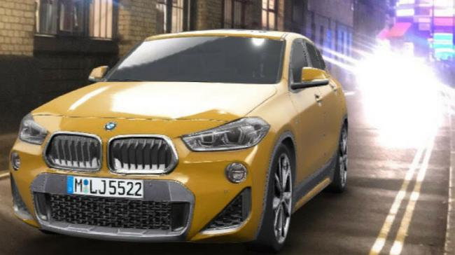 The luxury brand is the first to create a 3D augmented-reality version of a product with Snapchat as part of a new ad campaign to launch the BMW X2 - Sakshi Post