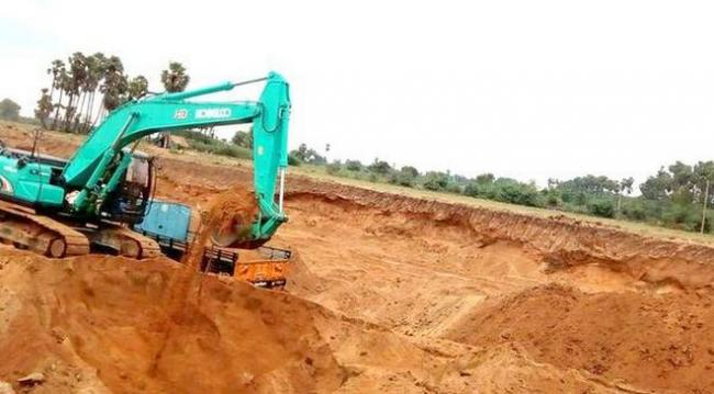 The court also ordered that no new sand quarries should be opened in Tamil Nadu. - Sakshi Post