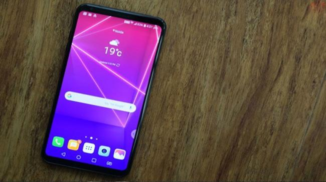 'LG V30+' is powered by a Qualcomm Snapdragon 835 chipset and is rated IP68 water and dust resistant - Sakshi Post