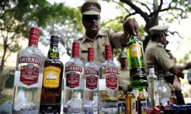 Banning the sale and consumption of alcohol was one of major poll campaign promises of Nitish Kumar - Sakshi Post