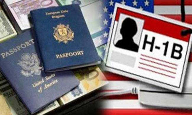 The Trump administration is considering revoking an Obama-era rule that extends work authorisation to the spouses of H-1B visa holders - Sakshi Post